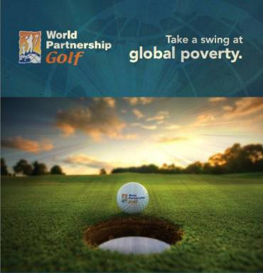 Charities We're Sponsoring: World Partnership Golf Event on Monday, Aug 13th