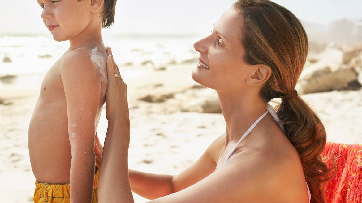 Are you a sun burner or a sun tanner?
