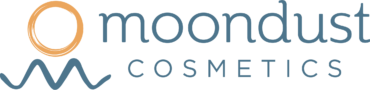 Moondust Cosmetics Logo Horizontal