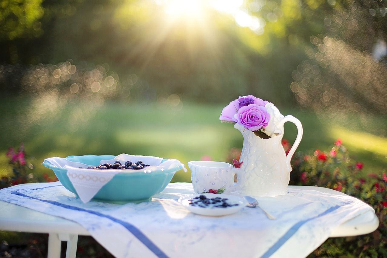 Eat well to up your immunity, health and enjoyment this summer